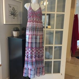 GORGEOUS Anna Sui for Oneill sundress NWOT S